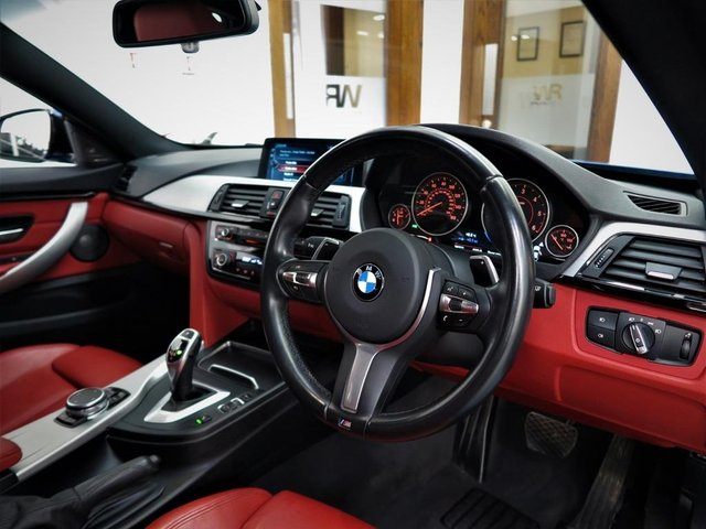 BMW 4 SERIES at WR Car Sales