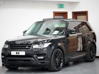 USED 2014 64 LAND ROVER RANGE ROVER SPORT Autobiography Dynamic LAND ROVER WARRANTY + PAN ROOF