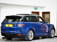USED 2016 S LAND ROVER RANGE ROVER SPORT V8 Svr PAN ROOF + 2 YRS L/R WARRANTY