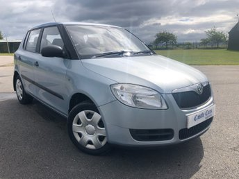 2010 SKODA FABIA 1.4 LEVEL 1 TDI 5d 79 BHP £SOLD