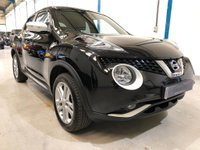 USED 2016 66 NISSAN JUKE 1.6 N-CONNECTA XTRONIC - AUTOMATIC 1 PREVIOUS OWNER  PART EXCHANGE AND FINANCE WELCOME - AUTOMATIC