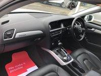 USED 2013 63 AUDI A4 2.0 TDI QUATTRO SE TECHNIK S/S 4d AUTO 177 BHP ****Nav,Xenons,MemorySeats,Cruise,Quattro****