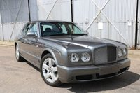 USED 2006 55 BENTLEY ARNAGE 6.8 T 4d AUTO 451 BHP