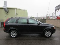 USED 2011 61 VOLVO XC90 2.4 D5 SE AWD 5d AUTO 200 BHP 1 OWNER FULL VOLVO SERVICE HISTORY