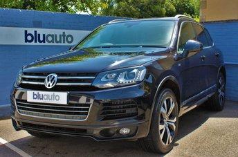 2014 VOLKSWAGEN TOUAREG 3.0 V6 R-LINE TDI BLUEMOTION TECHNOLOGY 5d AUTO 242 BHP £19940.00