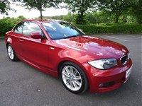 2010 BMW 1 SERIES 2.0 118D M SPORT 2d 141 BHP £5990.00