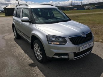 2016 SKODA YETI 2.0 OUTDOOR SE BUSINESS TDI SCR 5d 109 BHP