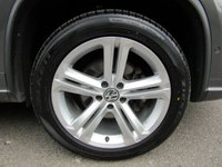 USED 2015 15 VOLKSWAGEN TIGUAN 2.0 R LINE TDI BLUEMOTION TECH 4MOTION DSG 5d AUTO 150 BHP
