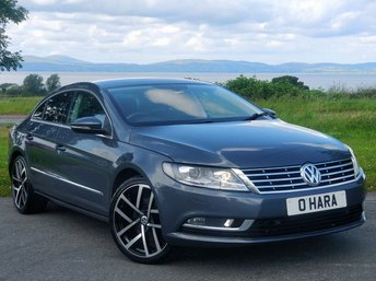 2013 VOLKSWAGEN CC 2.0 GT TDI BLUEMOTION TECHNOLOGY 4d 138 BHP £9445.00