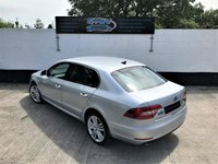 USED 2014 64 SKODA SUPERB 2.0 ELEGANCE TDI CR 5d 168 BHP