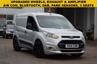 USED 2014 FORD TRANSIT CONNECT 200 Trend Panel Van