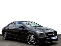 USED 2013 13 MERCEDES-BENZ CLA 2.1 CLA220 CDI AMG SPORT 4d AUTO 170 BHP ONLY £30 TAX PER YEAR......PANORAMIC GLASS SUNROOF with FULL MERCEDES-BENZ SERVICE HISTORY......