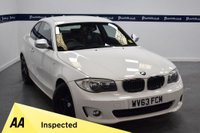 USED 2013 63 BMW 1 SERIES 2.0 118D EXCLUSIVE EDITION 2d 140 BHP (SPECIAL EDITION)