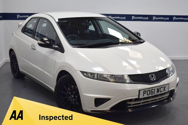 Used Honda Cars In Bury From Parkhills Car Centre
