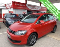 2011 VOLKSWAGEN GOLF PLUS