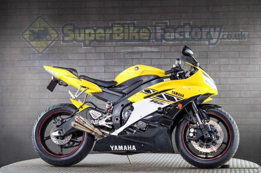 For Sale: Yamaha YZF-R6 • The Bike Market