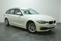 2015 BMW 3 SERIES 2.0 320D ED PLUS TOURING 5d AUTO 161 BHP £8495.00