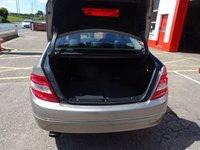 USED 2008 58 MERCEDES-BENZ C CLASS 2.1 C220 CDI ELEGANCE 4d AUTO 168 BHP