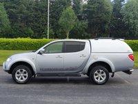USED 2011 11 MITSUBISHI L200 2.5 DI-D 4X4 BARBARIAN LB DCB 1d 175 BHP