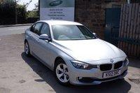 USED 2012 12 BMW 3 SERIES 2.0 320D EFFICIENTDYNAMICS 4d 161 BHP SAT NAV Service History