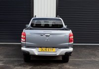 USED 2016 16 MITSUBISHI L200 Warrior 178BHP Leather,Sat Nav,Bluetooth,Reverse Cam,Full Service History Low Mileage, High Spec and incredibly clean pickup with full service history
