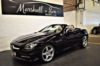 2013 MERCEDES-BENZ SLK 2.1 SLK250 CDI BLUEEFFICIENCY AMG SPORT 2d AUTO 204 BHP £13899.00