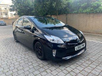 2019 TOYOTA PRIUS 1.8 VVT-I 5d AUTO HYBRID PETROL 99 BHP 5d £11995.00