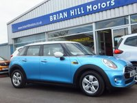 2016 MINI HATCH COOPER 1.5  5dr (134bhp) £10295.00