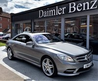 USED 2014 14 MERCEDES-BENZ CL 4.7 CL500 BLUEEFFICIENCY 2d AUTO 435 BHP