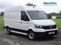 USED 2017 67 VOLKSWAGEN CRAFTER 2.0 CR35 TDI M H/R P/V TRENDLINE 1d 138 BHP 1 Owner, Full Service History, MWB, 140 BHP, Great Specification !