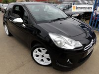 2010 CITROEN DS3 1.6 HDI BLACK AND WHITE 3d 90 BHP (1 OWNER + DEALER HISTORY) £3290.00
