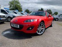 USED 2012 53 MAZDA MX-5 2.0 I SPORT TECH 2d 158 BHP FULL SERVICE HISTORY, COMES WITH A SET OF WINTER TYRES