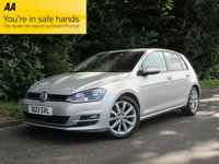 2013 VOLKSWAGEN GOLF 2.0 GT TDI BLUEMOTION TECHNOLOGY 5d 148 BHP £9495.00