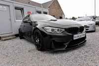 2016 BMW M3 Competition Package 3.0 DCT 4dr ( 450 bhp )