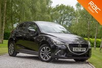 USED 2017 67 MAZDA 2 1.5 SPORT NAV 5d AUTO 89 BHP £0 DEPOSIT BUY NOW PAY LATER - FULL MAZDA S/H - NAVIGATION