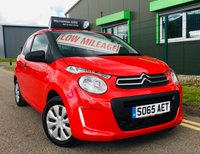2015 CITROEN C1 1.0 TOUCH 3 DOOR only 37,000 miles with full service history £4795.00