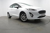 USED 2018 FORD FIESTA 1.1 ZETEC 3d 85 BHP BLUETOOTH - TOUCH SCREEN - DAB