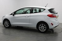 USED 2018 FORD FIESTA 1.1 ZETEC 3d 85 BHP £500 Finance Contribution!