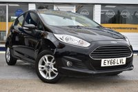 USED 2016 66 FORD FIESTA 1.2 ZETEC 5d 81 BHP AVAILABLE FOR ONLY £185 PER MONTH WITH £0 DEPOSIT!