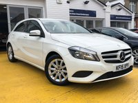 USED 2015 15 MERCEDES-BENZ A CLASS 1.5 A180 CDI BLUEEFFICIENCY SE 5d 109 BHP COMES WITH 6 MONTHS WARRANTY