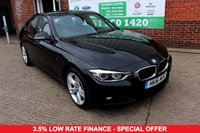USED 2016 16 BMW 3 SERIES 2.0 320D M SPORT 4d 188 BHP +ONE OWNER +LOW TAX BAND +FSH.