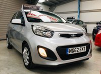 2013 KIA PICANTO 1.0 1 5 DOOR with only 24,000 miles and full service history £3995.00