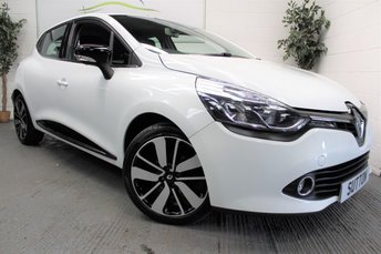 2015 RENAULT CLIO 0.9 DYNAMIQUE S MEDIANAV ENERGY TCE S/S 5d 90 BHP £SOLD