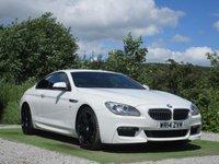 USED 2014 14 BMW 6 SERIES 3.0 640D M SPORT 2d AUTO 309 BHP