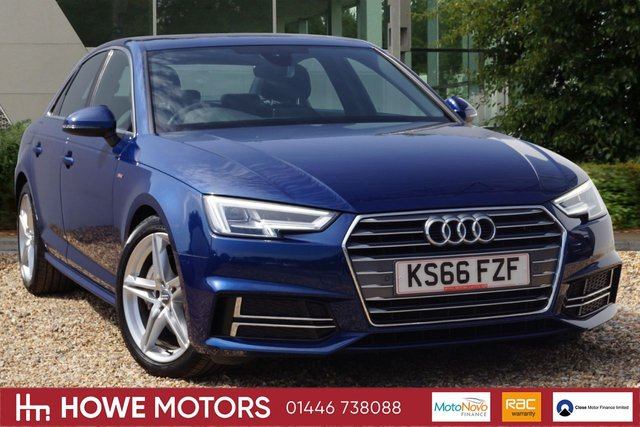 2016 66 AUDI A4 2.0 TDI S LINE 4d AUTO 188 BHP NAVIGATION DAB RADIO ICE-COLD CLIMATE 18
