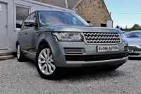 USED 2014 14 LAND ROVER RANGE ROVER Vogue SE 4.4 SDV8 Auto 5dr ( 339 bhp ) One Previous Owner Full Service History V8 Model Huge Spec Exceptional Driver