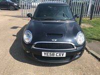 USED 2008 58 MINI HATCH COOPER 1.6 COOPER S 3d 172 BHP