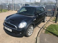 2008 MINI HATCH COOPER 1.6 COOPER S 3d 172 BHP £4999.00