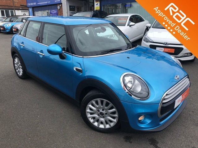 2015 15 MINI HATCH COOPER 1.5 COOPER 5d AUTO 134 BHP