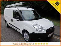 USED 2015 15 FIAT DOBLO 1.6 16V MULTIJET 1d 105 BHP Great Value Low Mileage Fiat Doblo Maxi Van in Nice Condition with Service History.